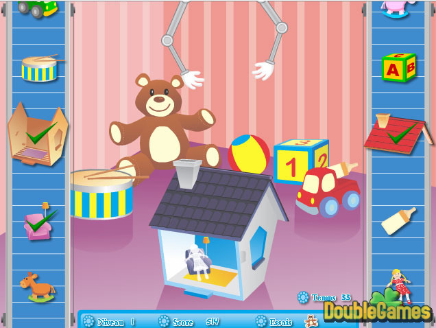 Free download Doll House screenshot 2