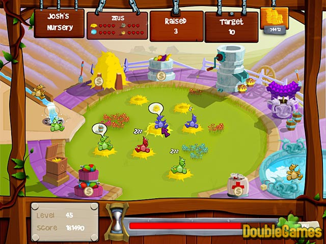 Free download Dragon Hatchery screenshot 1