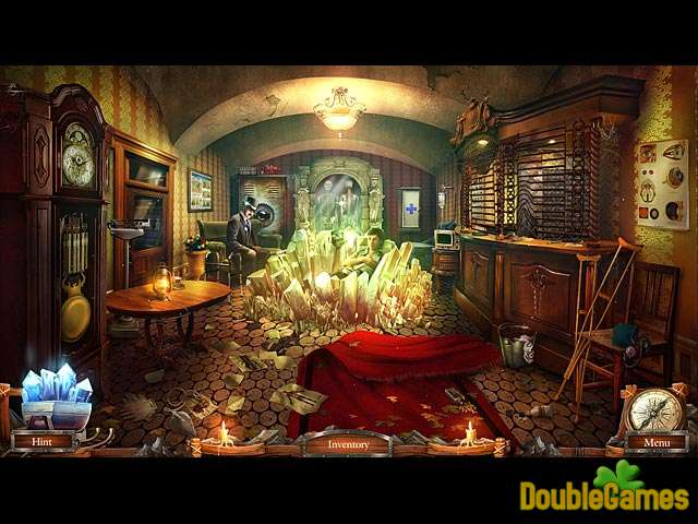Free download Grim Tales: La Regina delle Pietre screenshot 2