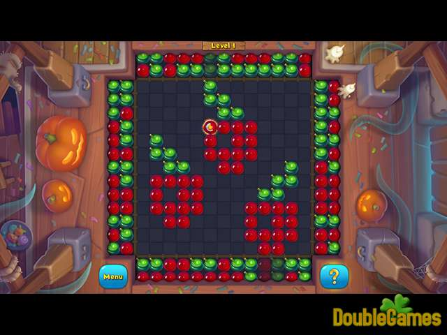 Free download Halloween Marbles screenshot 3