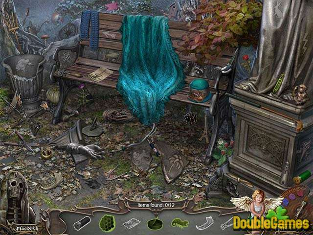 Free download Haunted Manor: Painted Beauties screenshot 3