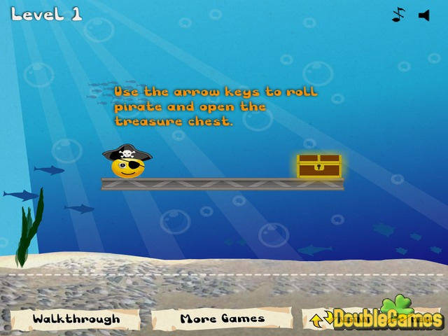 Free Download Pirate Treasure Hunt Screenshot 1
