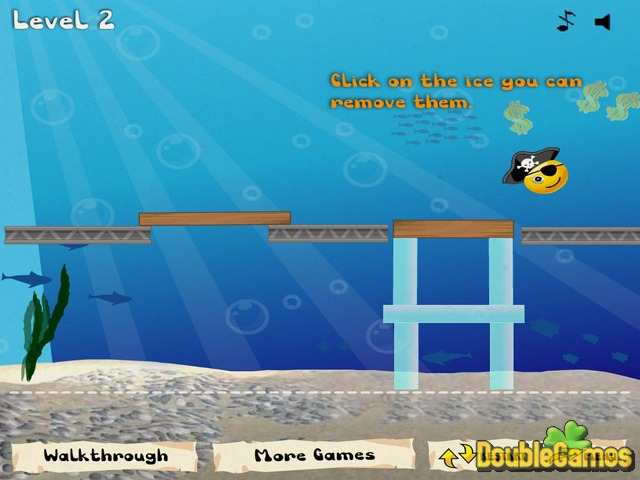 Free Download Pirate Treasure Hunt Screenshot 2
