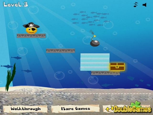 Free Download Pirate Treasure Hunt Screenshot 3