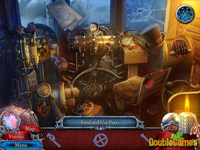 Free Download Scarlett Mysteries: Cursed Child Collector's Edition Screenshot 2