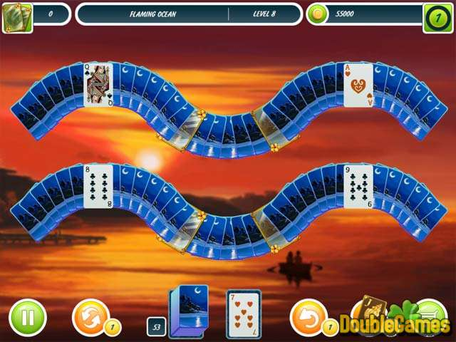 Free download Solitaire Beach Season 3 screenshot 2