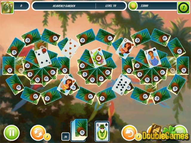 Free download Solitaire Beach Season 3 screenshot 3