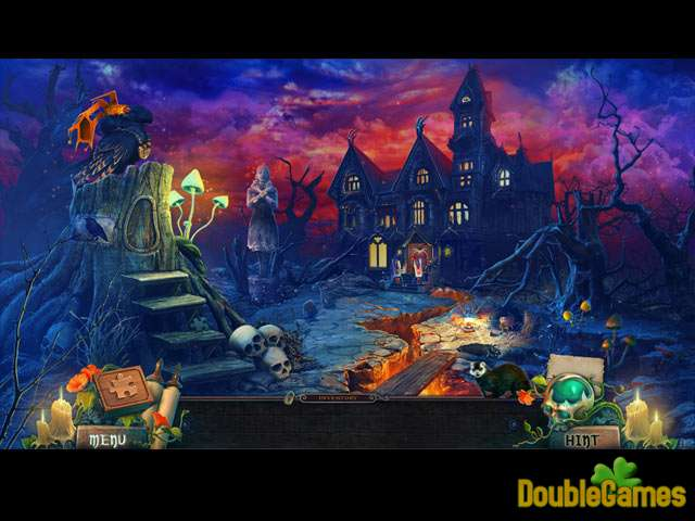 Free Download Witches' Legacy: The City That Isn't There Screenshot 1